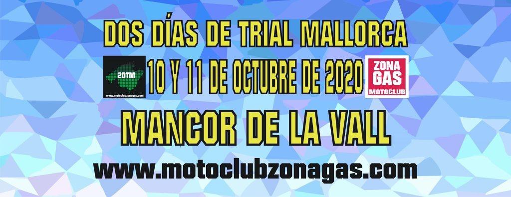 Dos Días de Trial Mallorca 2020