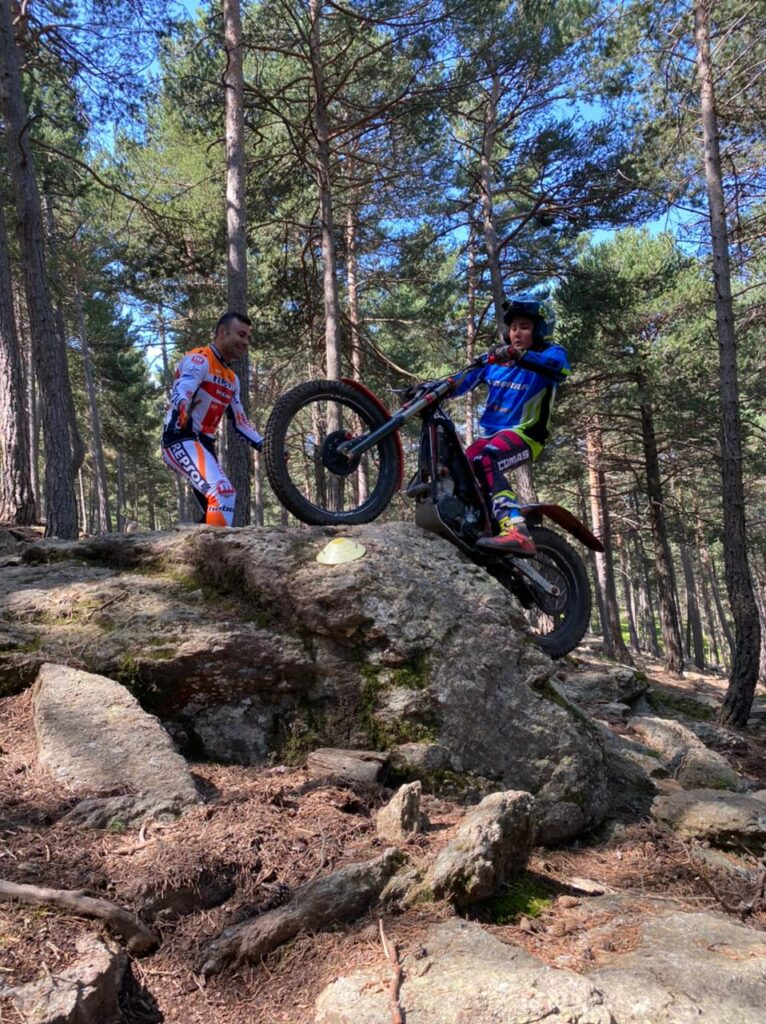 stage trial andorra